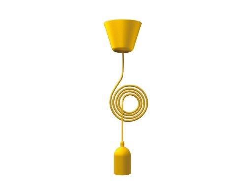 funk-ceiling-socket-yellow