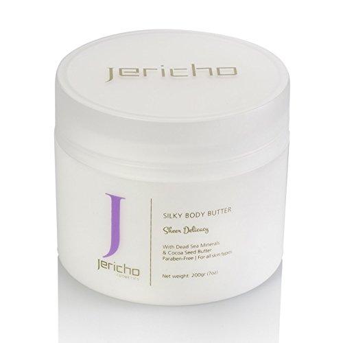 Jericho Dead Sea Body Butter Sheer Delicacy (Pure Lilac) 200g 7oz