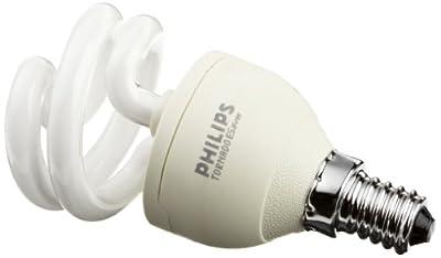 Philips-Licht TORNADO ES 8YRT Energiesparlampe 8W E14 230V Daylight T2 von Philips - Lampenhans.de