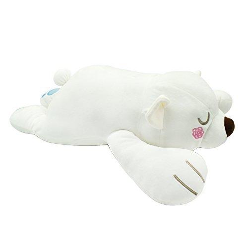 YINGGG Plüschtier Eisbär 55cm/20Inch Stofftier Kuscheltier Geschenk Für Kinder /Erwachsene