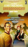 Cover of Dreadnought! (Star Trek)