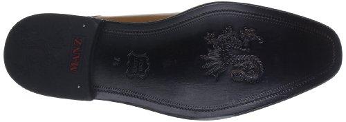 Manz Essex AGO G 113033 Herren Schnürhalbschuhe Braun (cognac 177)