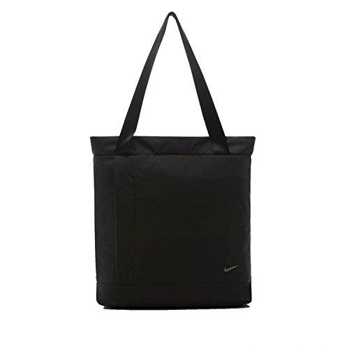 Nike W Nk Legend Tote, Bolso Bandolera para Mujer, Negro Black, 8x15x20 cm
