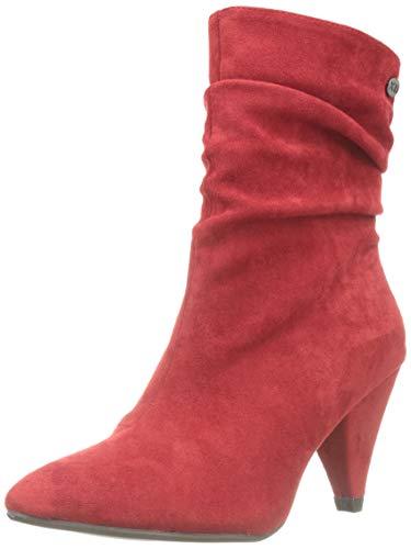 XTI 35094, Botines para Mujer, Rojo Rojo Rojo, 39 EU