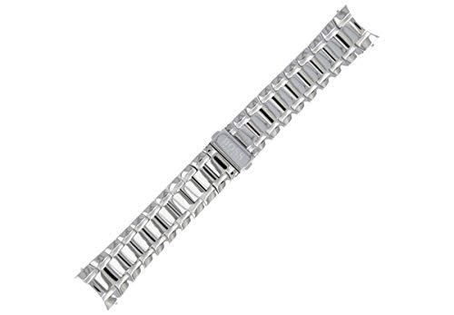 Hugo Boss Uhrenarmband 22mm Edelstahl Silber - 659002549
