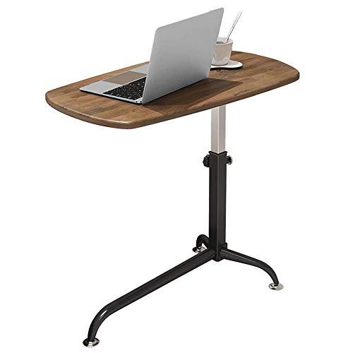 BJYG Klapptisch Multifunktionaler mobiler Nachttisch, Sofa, seitlich, Laptop-Tisch, höhenverstellbar