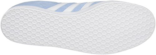Adidas Gazelle, Baskets Basses Pour Homme Bleues (celcla / Blanco / Dormet)
