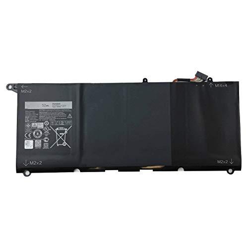 K KYUER 7435mAh 56WH 90V7W Batería Dell XPS 13 9343