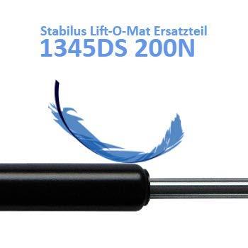 Ersatz für Stabilus Lift-O-Mat 1345DS 200N
