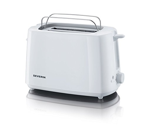 Severin AT 2288 Automatik-Toaster, 700 W, weiß
