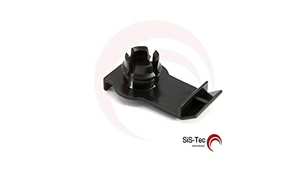 2 pezzi 51338254781 Alzacristalli di riparazione clip