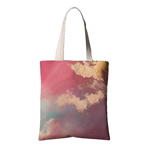 eißfest Einkaufen Taschen,Einfache Und Umweltfreundliche Einkaufstaschenwolke ()
