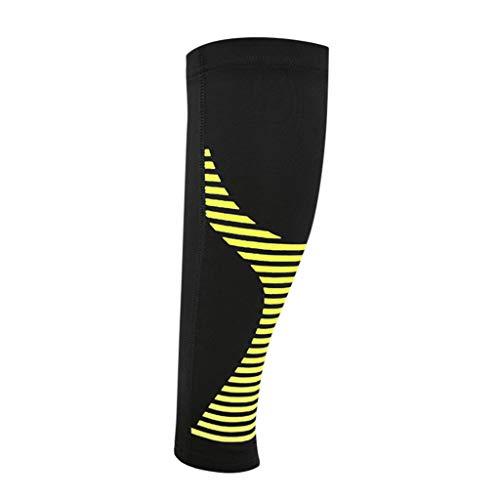 T.boys's Socken Waden-Kompressionsstrümpfe ohne Fuß/Wadenbandage/Beinlinge Wadenkompressionshülse Beinleistungsunterstützung Schienbeinschiene & Wadenschmerzlinderung -
