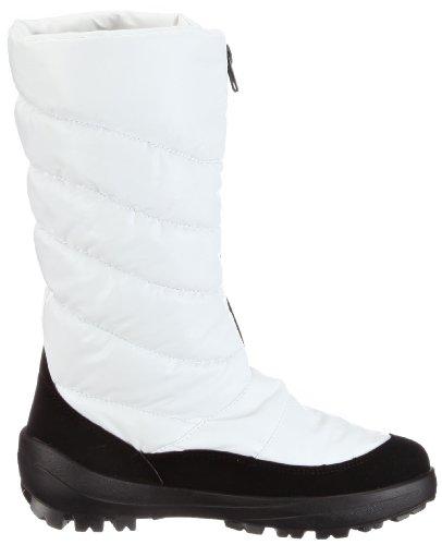 Tamaris ACTIVE 1-1-26701-27, Stivali donna Bianco (Weiss/WHITE/BLACK)
