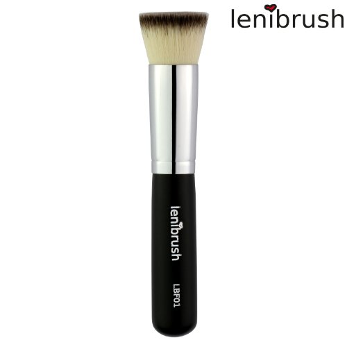 lenibrush - Kosmetikpinsel - Flat Top Kabuki - LBF01-3rd Edition
