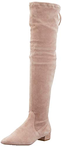 Högl Damen Highlighter Overknees, mehrfarbig (mauve 8400), 40 EU