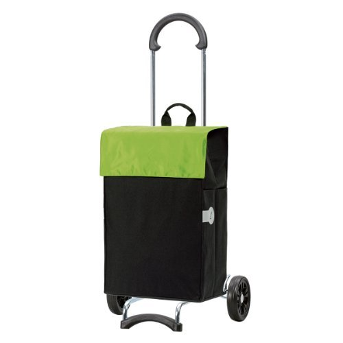 Shopping trolley Scala HERA, volume 44L, 3 years guarantee, Made in Germany by Andersen Shopper Manufaktur