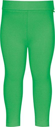egging Legging Baby-Leggings uni, Grün (grün 29), 0-6 Months (Herstellergröße: 62/68) ()