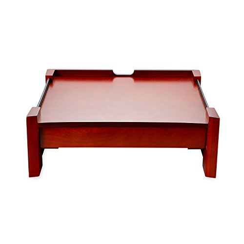 monitor-stand-drawer-cord-organizer-14-1-2-x-13-1-2-x-5-1-8-black-mahogany