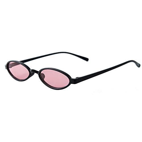 Junecat Unisex Kleine Runde Sonnenbrille Harz Objektiv Frauen Männer Sun Shades Brillen Reisen Summer Sun Glasses
