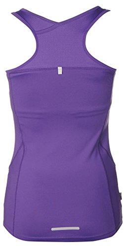 Karrimor - Soutien-gorge - Femme Multicolore Bigarré Multicolore - Purple Pop