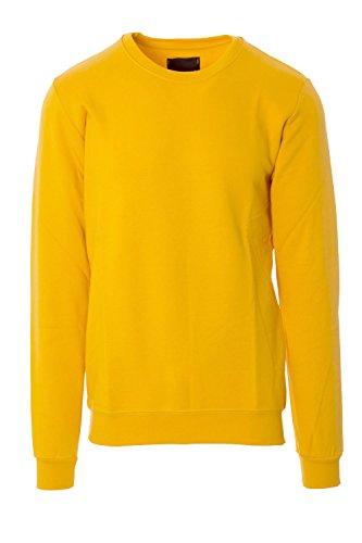 PYREX - Pyrex unisex pullover sweatshirt hoodies 33503 Giallo