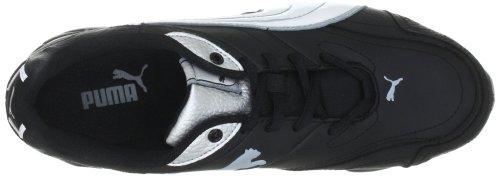 Puma Xenon TR SL Herren Laufschuhe Schwarz (black-white-puma silver-quarry 04)