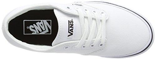 Vans Atwood, Sneaker Uomo Bianco (renard Noir)