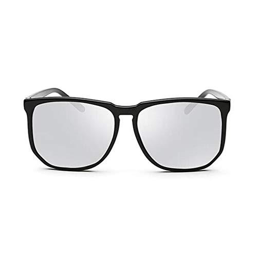 YIWU Sonnenbrille Ultralight Bewegung Vintage Dekorative Spiegel Street Beat Anti-UV400...