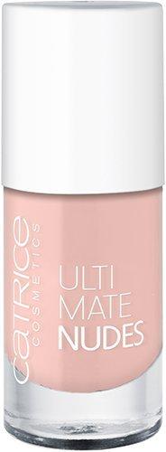 Catrice Cosmetics Ultimate Nudes Nail Polish Nr. 080 Sing: Oh, Champs-Elysees Farbe: Rosewood / Pastell Peach Inhalt: 10ml Nagellack Nail Polish für schöne Nägel.