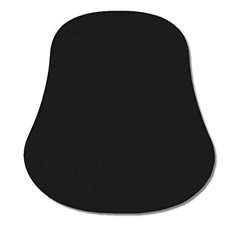 Hey Sign Filz Sitzauflage für Kartell Masters Stuhl schwarz