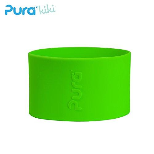 Pura Kiki - Silikonüberzug (Sleeve) - 150ml Pura Farbe Grün