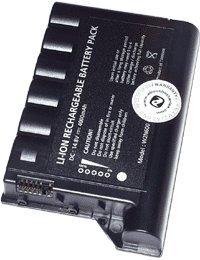 Batterie pour COMPAQ EVO N610C, 14.8V, 4400mAh, Li-ion