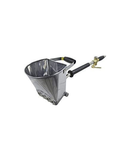 Máquina revocadora para proyectar cemento y mortero