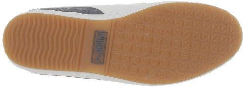 Puma Puma Serve Pro CNVS 355126 Unisex-Erwachsene Sneaker Noir (02Dark Shadow/White)
