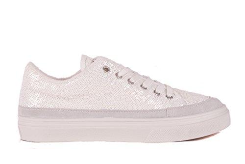GUESS Donna Sneaker Bianco Bianco