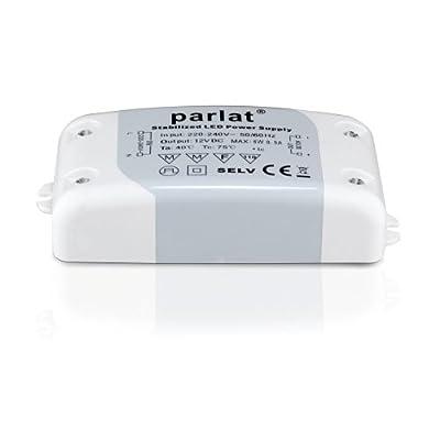 Parlat LC-SS-106 LED Trafo 12V DC, 6W von LEDs Com GmbH auf Lampenhans.de