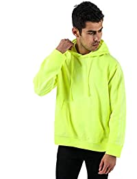 024aa7d6 Amazon.co.uk: Yellow - Hoodies / Hoodies & Sweatshirts: Clothing