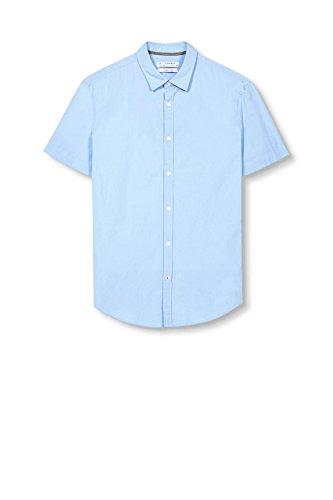ESPRIT Herren Freizeithemd Blau (Light Blue 440)