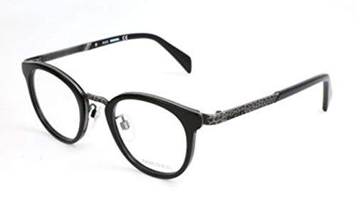 Diesel Damen DL5222 001-47-22-145 Brillengestelle, Schwarz, 47