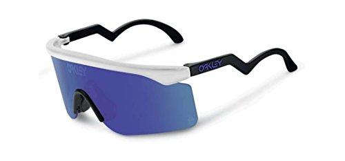 Oakley Limited Edition Heritage Razor Blades Matte Clear / Violet Iridium