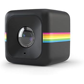 Polaroid Cube ACT II HD 1080p Lifestyle Action Video Camera (Nera): funzioni aggiornate