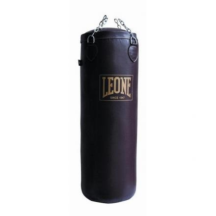 Leone 1947 vintage sacco allenamento, marrone, 30 kg