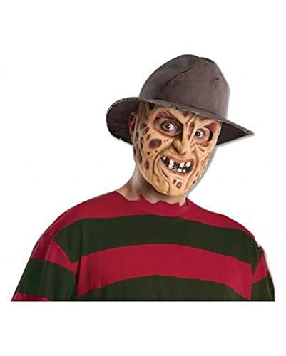 Horror-Shop Freddy Krueger Hut ()