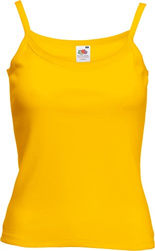 Fruit Of The Loom Lady Fit Strap T-Shirt
