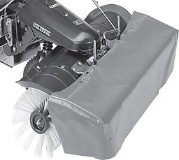 Generic YCADE150720-61 <7&0992*1> aschinentraktor Ke Kehrplane TK 520 Rasentraktor Tielb¨¹rger Kehrmaschine TK 520 Tiel