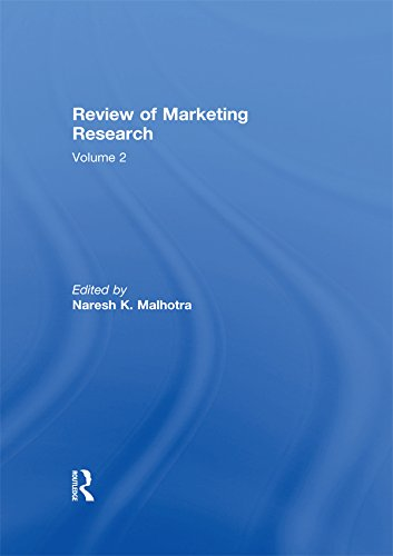 Review of Marketing Research: Volume 2 (English Edition)