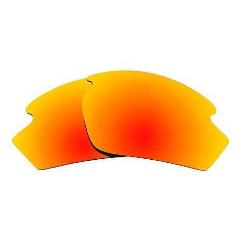 Revant Ersatzlinsen für Rudy Project Rydon Feuerrot MirrorShield®