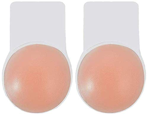 In One Clothing In One Clothing Damen Nipple Cover Silikon-Gel Brustaufkleber Nippelabdeckung