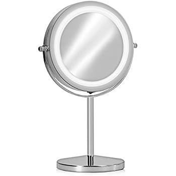 Rowenta Specchio Pieghevole.Rowenta Mr4700 Specchio Ingranditore Retroilluminato Da